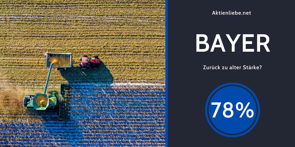 Bayer AG – Welches Potential steckt in derAktie?
