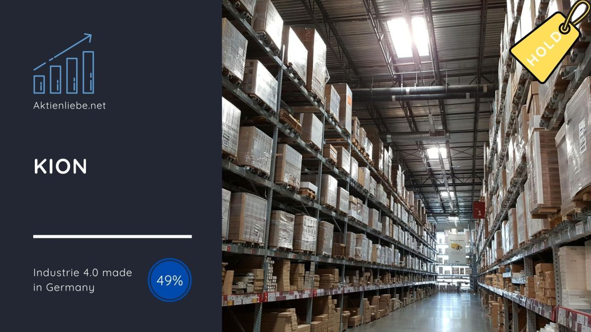KION Group AG – Industrie 4.0 made inGermany