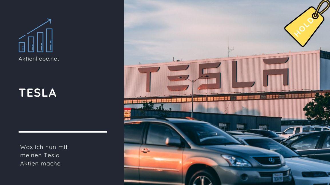 Nach der jüngsten Kursrallye – Was ich nun mit meinen Tesla Aktienmache