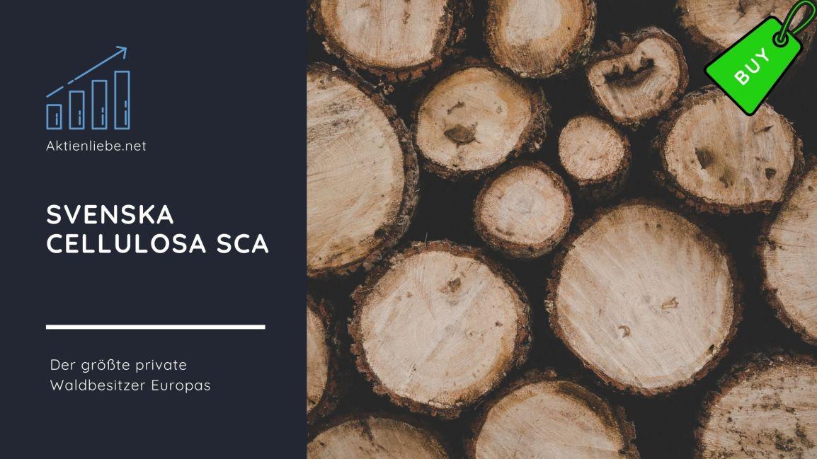 Investment Idee: Svenska CellulosaSCA