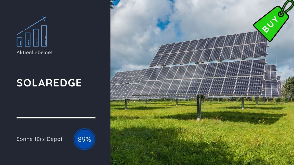 Solaredge Aktienanalyse – Sonne fürsDepot